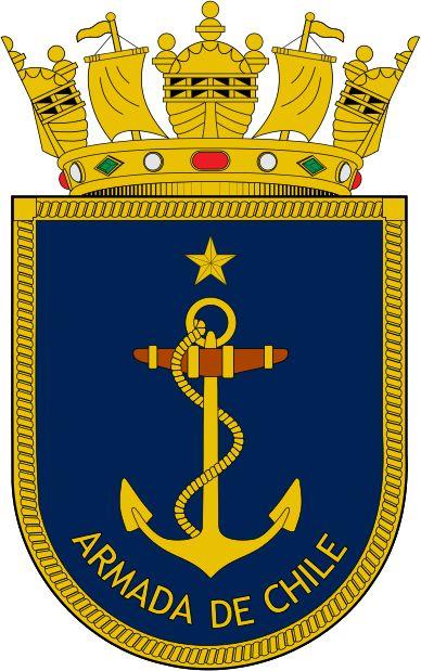 Poderio Militar Chileno - Armada de Chile - Parte 1