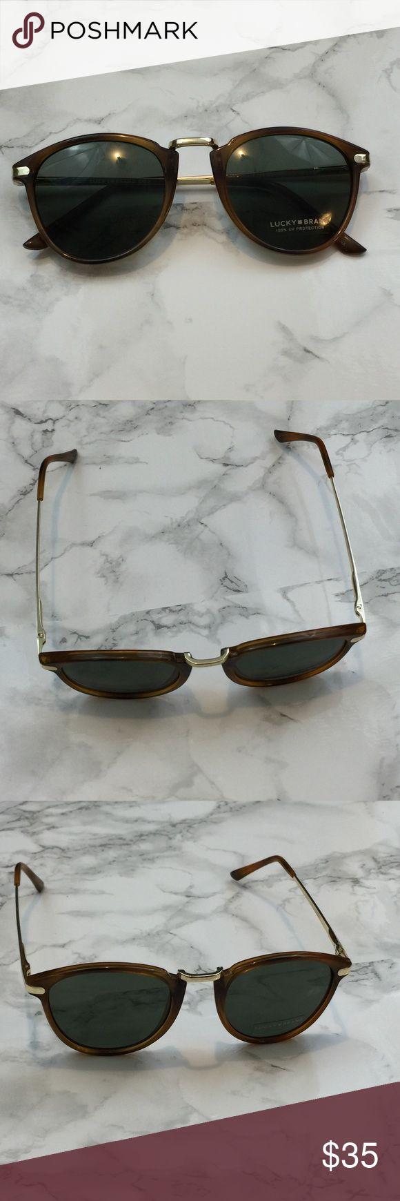 Lucky Brand Retro Women's Sunglasses Beautiful sunglasses, see pictures for details Lucky Brand Accessories Sunglasses