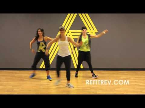 "REFIT DANCE FITNESS, TOBY MAC ""Me Without You"" - YouTube"