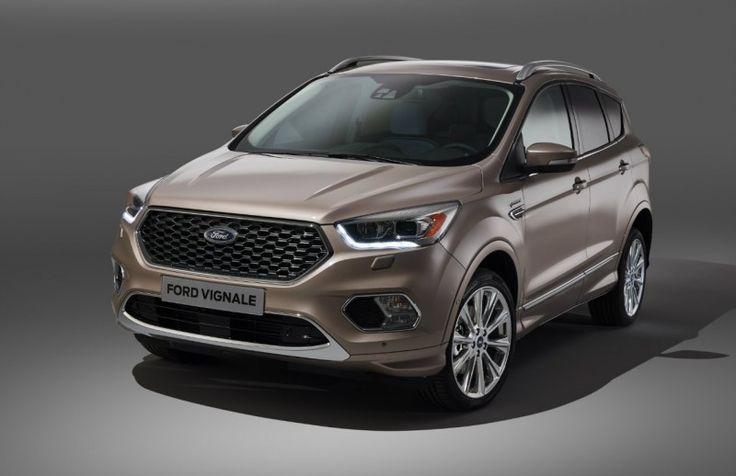Ford Kuga Vignale : le SUV de luxe à la sauce Ford