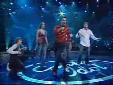 A mix of Jacob Hoggard's Canadian Idol performances.