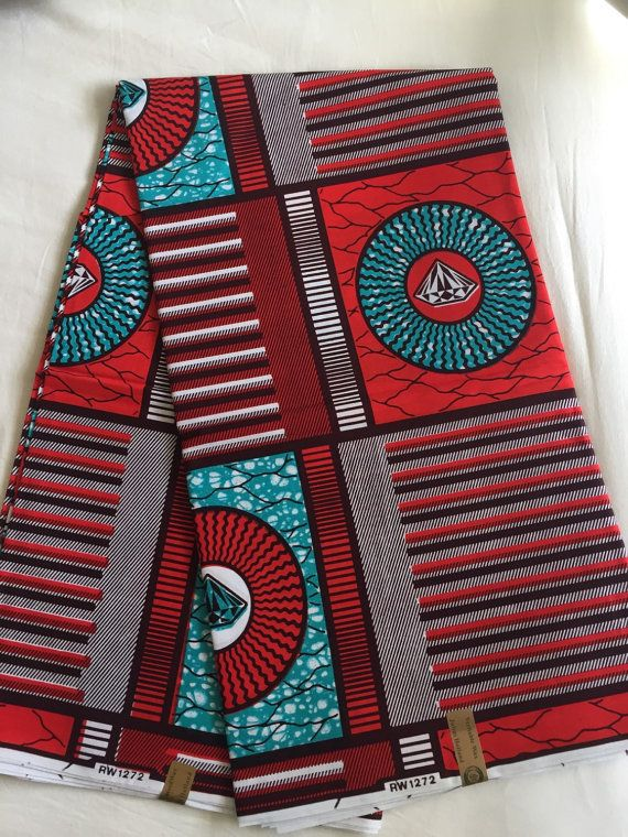 111 best Beautiful African print fabric images on Pinterest ...
