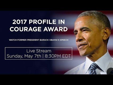 WATCH LIVE: Former President Obama speaks after receiving JFK award | PBS NewsHour