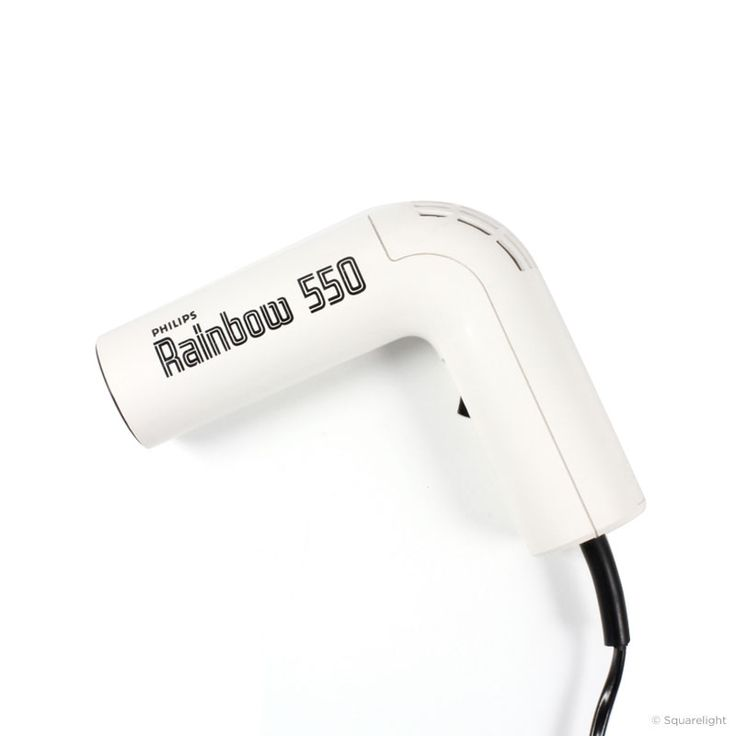 Philips Rainbow 550 Hairdryer