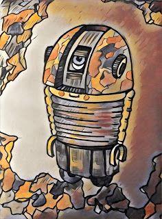 """European Robotics Week Education #ERW2016: Los viernes un ROBOCORT ( 5 - """"Ataque de Panico"""" )..."""