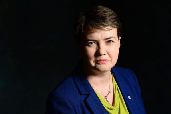 SCOTTISH Conservative leader Ruth Davidson will ask Labour and Liberal Democrat voters to back the Tories at next May's Scottish Parliament election.