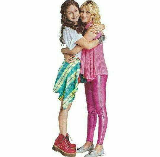 Best-Friends Luna & Ambar