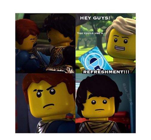 1295 best Ninjago images on Pinterest | Lego ninjago, Ninjago memes ...