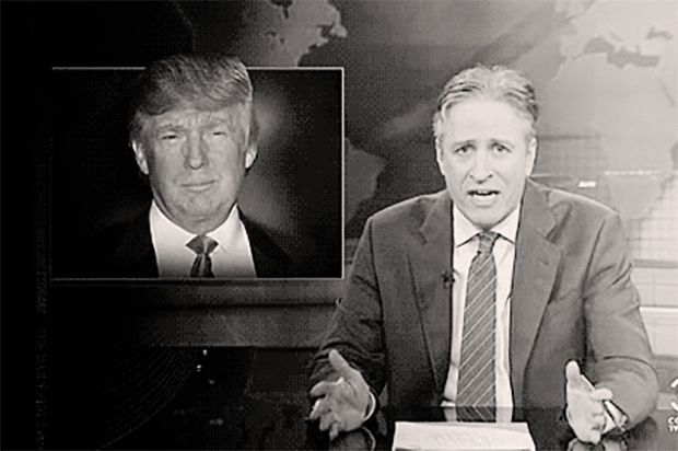 Jon Stewart Summoned to Moderate a Presidential Debate by Way of Petition