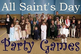 *Lots* of All Saints Day Party Games