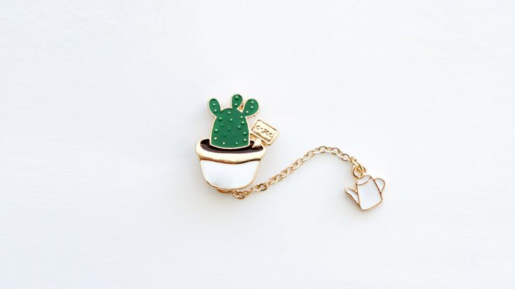 Cactus Enamel Pin | Lapel Pin | Succulents, Water, Plant by CharmsUnli on Etsy https://www.etsy.com/uk/listing/452740988/cactus-enamel-pin-lapel-pin-succulents