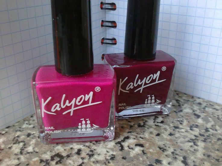 Фотографии ТМ Kalyon. Лаки и средства для ногтей. – 7 альбомов | ВКонтакте