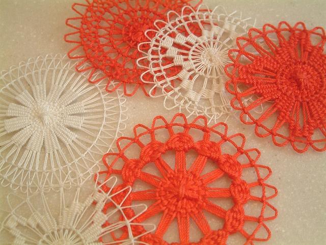 #teneriffe #lace #needlelace