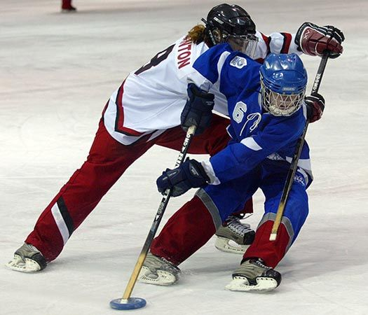 RINGETTE!! I love this sport!
