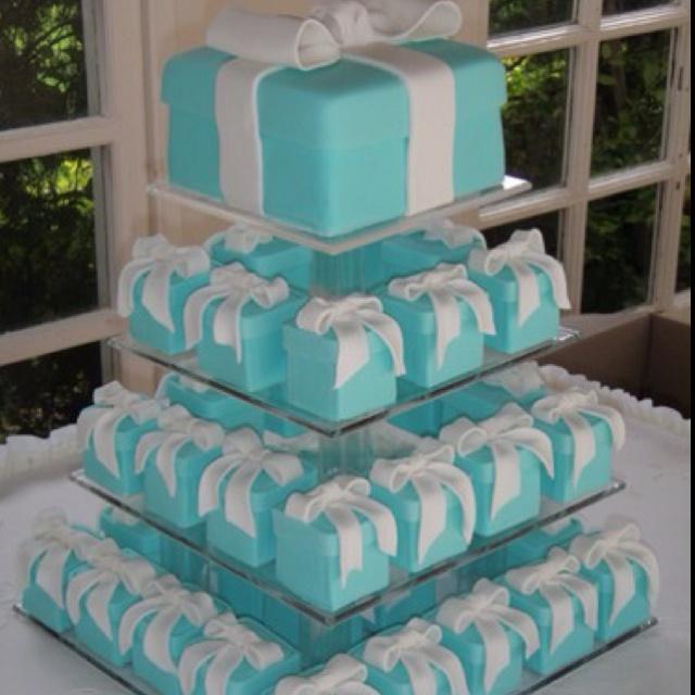 Cake Presents! <3