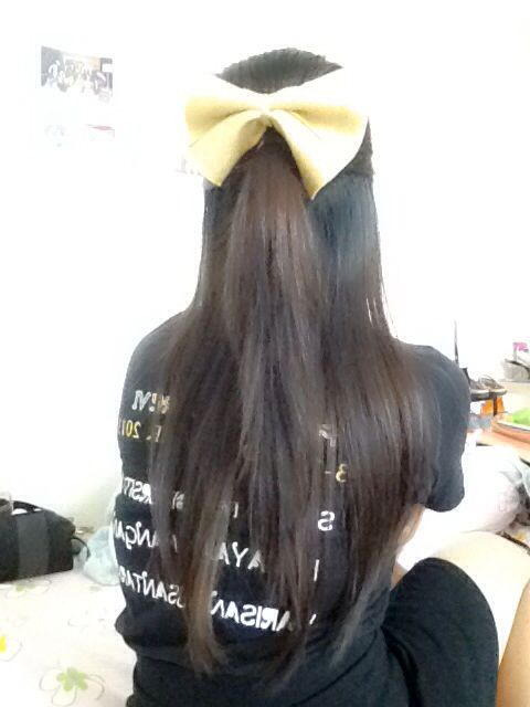 I love bows. Big or small. How about you?