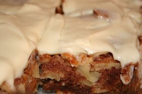 Pastry Heaven: German Apple Cake