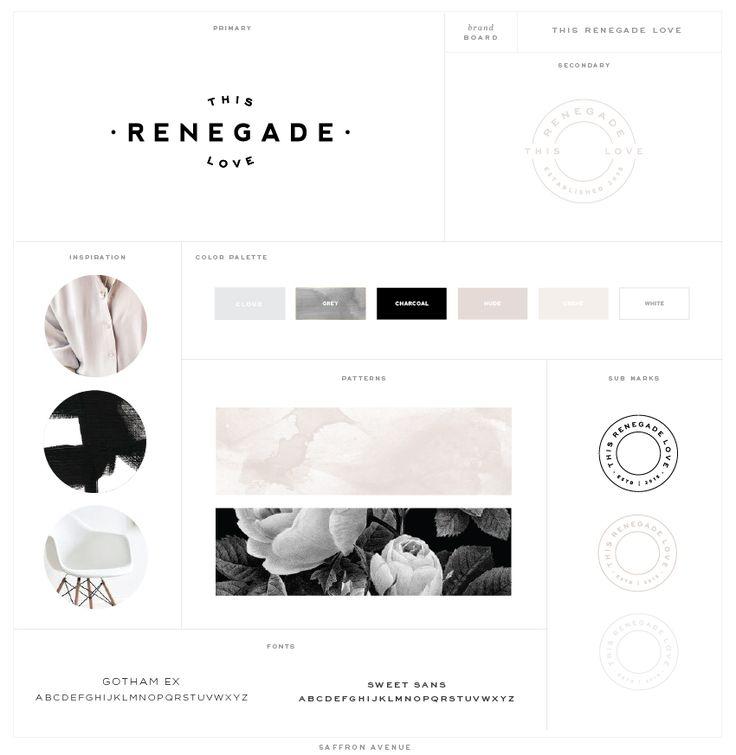 1000+ Ideas About Brand Board On Pinterest