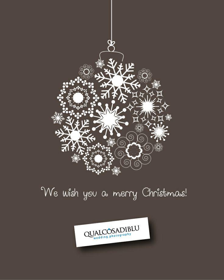 Tanti auguri di Buon Natale! Merry Christmas to All!!  #qualcosadiblu #natale #christmas