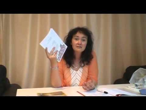 Марина Таргакова. Конституция личности. Часть 3