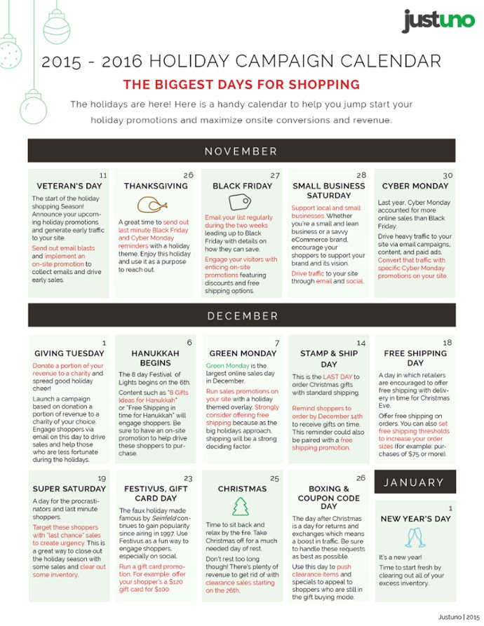 The Holiday season is here and as an online retailer, you've got a lot on your mind. Last year, holiday shopping accounted for $102 billion in revenue. This was 23.4% of total annual ecommerce…