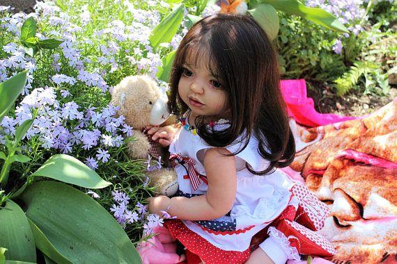 Reborn baby doll  Anna Lyssia