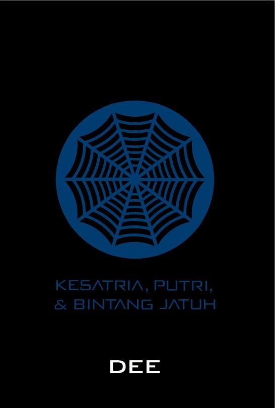 Supernova Volume 1: Kesatria, Putri, & Bintang Jatuh by Dewi Lestari. I honestly never thought that Indonesian books would be this infinite.