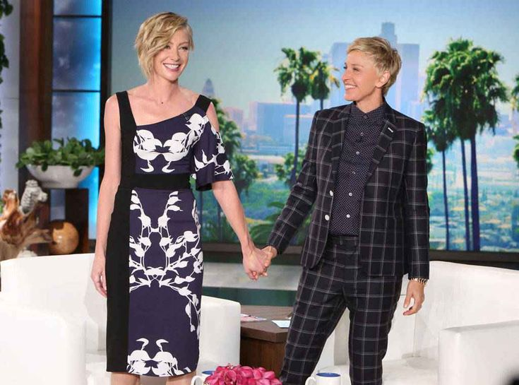 Ellen DeGeneres And Portia De Rossi Monster Fight Ended By Joint: 'Everything Got Really Mellow,' Says Insider #EllenDegeneres, #PortiaDeRossi celebrityinsider.org #Entertainment #celebrityinsider #celebritynews #celebrities #celebrity