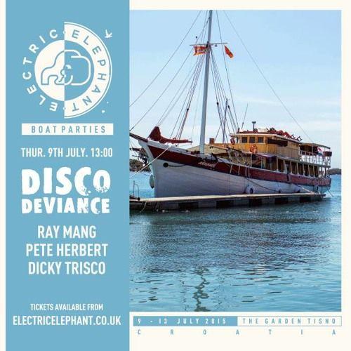 Dicky Trisco & Pete Herbert Electric Elephant Mix