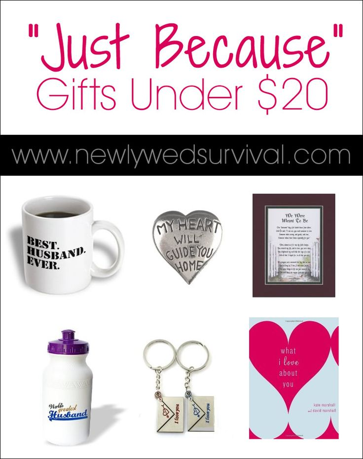 6 just because gifts for under 20 the o 39 jays for Gifts for your boyfriend just because