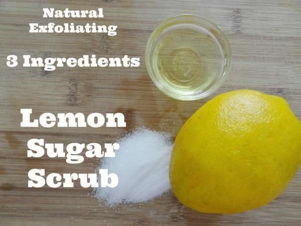 Creams to Remove Face Stains - This lemon sugar scrub will cleanse, bleach and remove dead skin cells. It is also perfect for removing grass stains or fake tan stains. - Homemade creams to remove face stains