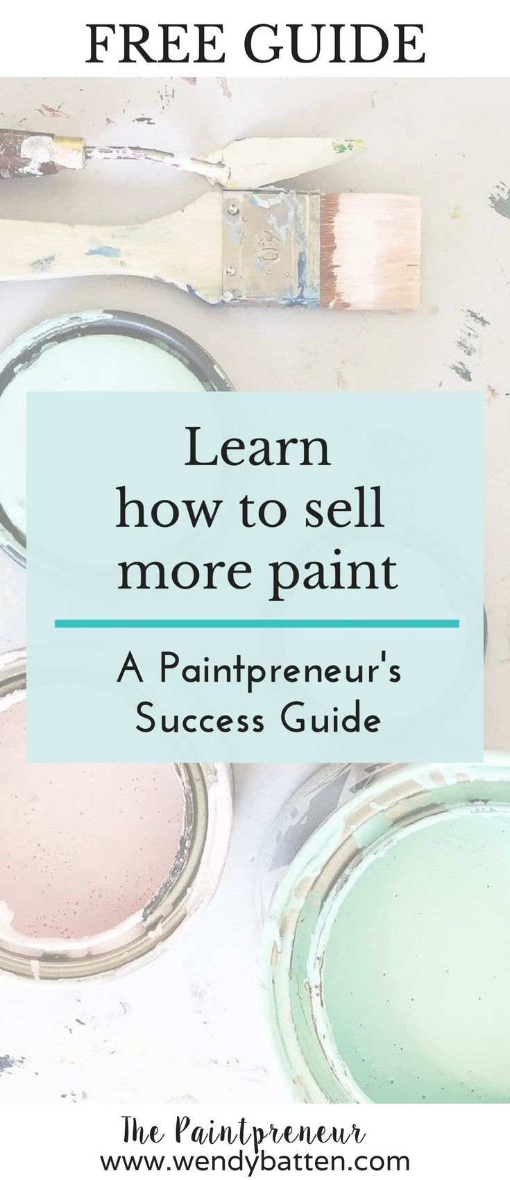 Learn How To Sell More Paint In Your Brick And Mortar Store Retail Location Or Booth Space From 12 Industry L Things To Sell Diy Store Furniture Painting Tips