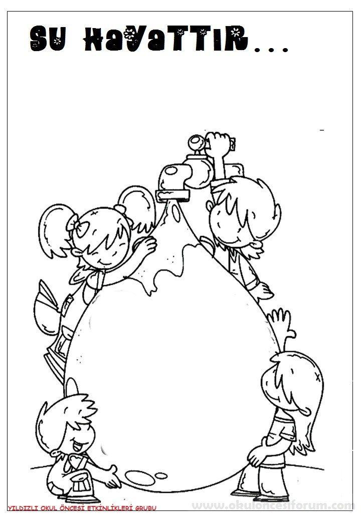 DÜNYA-SU-GÜNÜ-BOYAMA-SAYFASI-.jpg (720×1040)