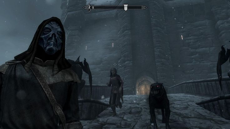 Update from my Lydia post: doing well without her! Embraced my inner Darth Vader and went full evil. Hashtag coping! #games #Skyrim #elderscrolls #BE3 #gaming #videogames #Concours #NGC