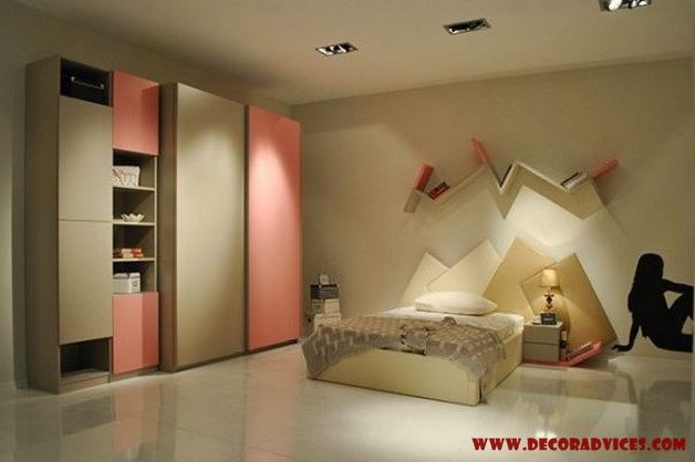 teen bedroom design ideas for girls  Teen Bedroom Decorations & Designs