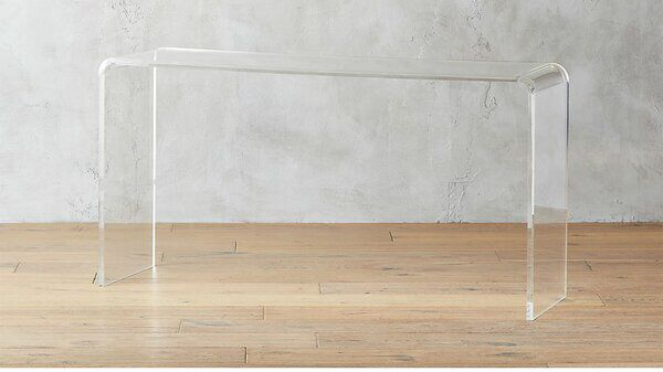 Ellice 42 Console Table Console Table Decor Acrylic Coffee Table