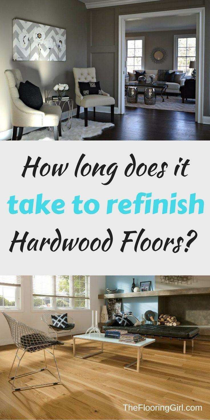 17 best ideas about refinishing hardwood floors on