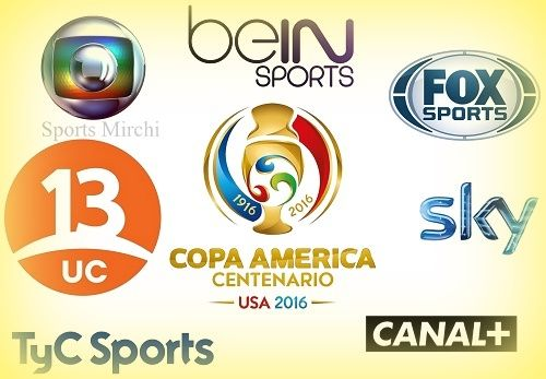 Want to watch Copa America 2016 live streaming? Then watch live coverage and online telecast of Copa America Centenario in HD here.