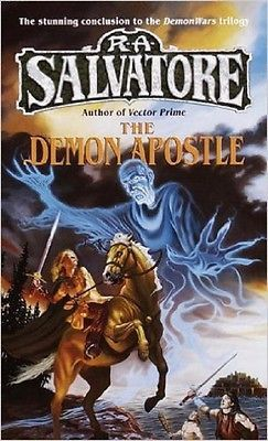 The DemonWars Saga: The Demon Apostle 3 by R. A. Salvatore (2000, Paperback)