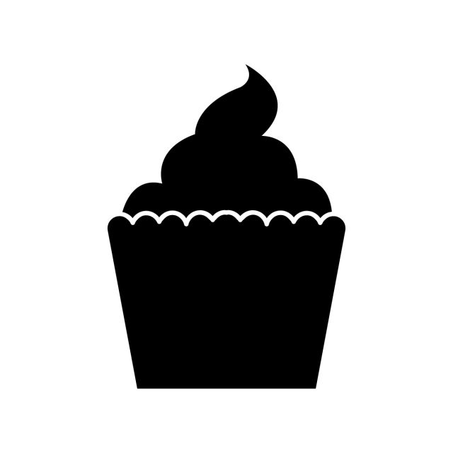 Cupcake Icon Muffin Clipart Cupcake Icons Cupcake Png And Vector With Transparent Background For Free Download Cupcake Icon Clip Art Free Vector Graphics