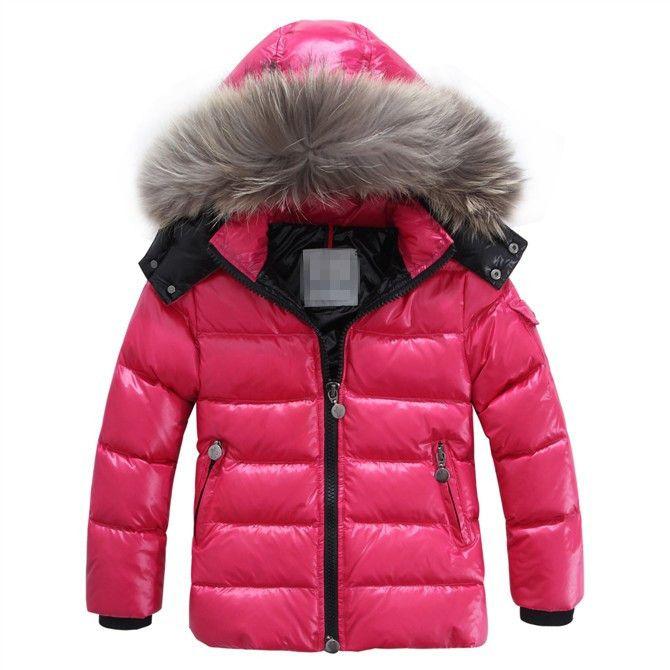 Moncler Girls Coats MK056