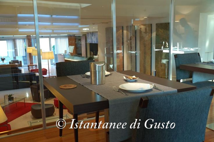 """Sala dei Medici"" Photo by. ""Istantanee di Gusto"" Guest. Pellino VIncenzo #Restaurant #food #View #Assisi"