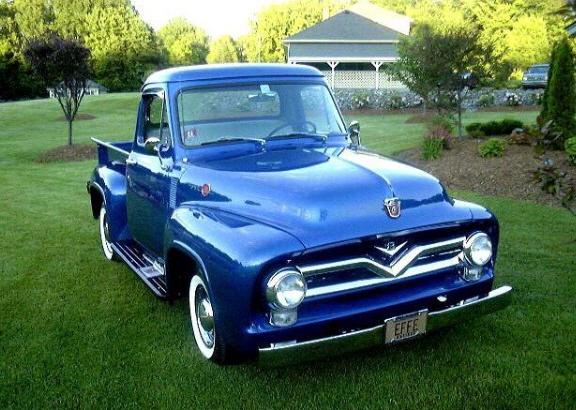 1955 F100 Grille Ebay Autos Post