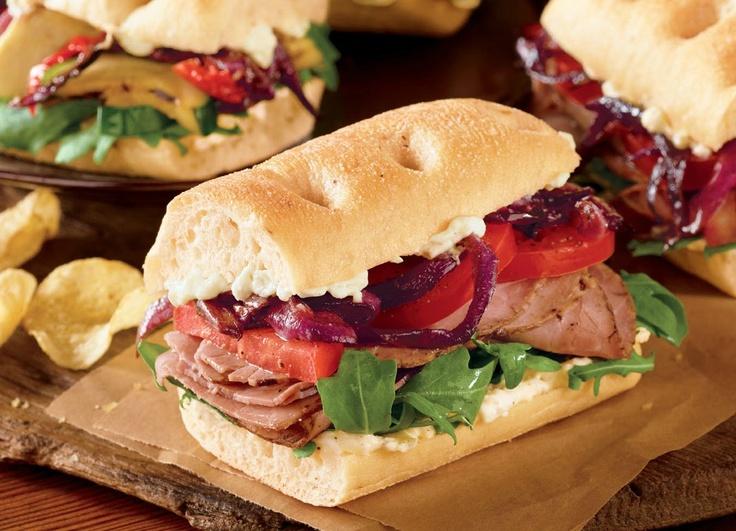 corner bakery cafe tomato mozzarella sandwich on ciabatta ...