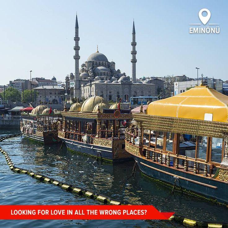 Ми знайшли для вас ідеальне місце! Стамбул - наче декорація з фільму про вічну любов.
