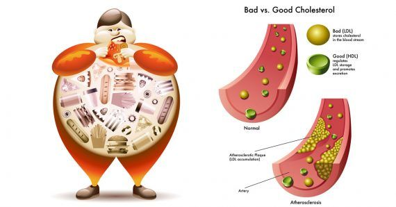 Cholesterol is different from most tests in that it is not used to diagnose or monitor a disease but is used to estimate risk of developing a disease — specifically heart disease. #Cholesterol #LDL #HDL