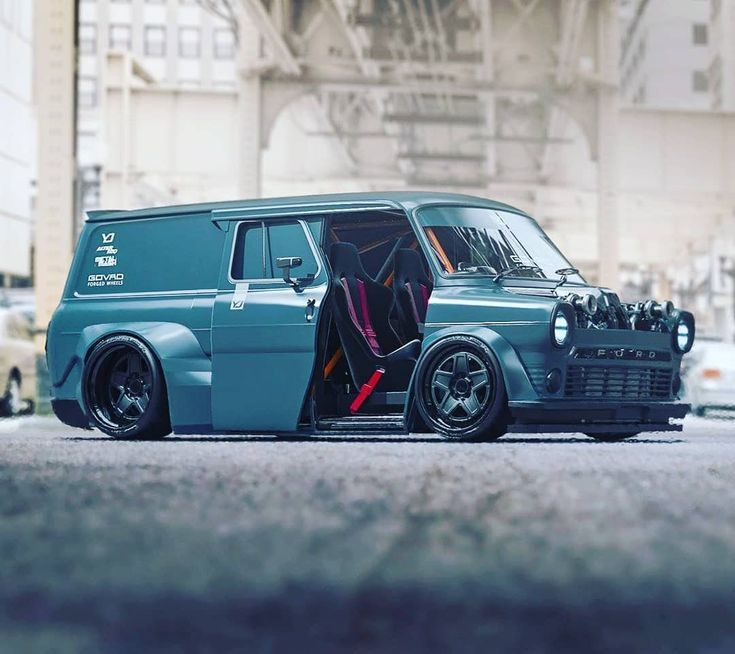 Custom Ford Transit By Yasiddesign Thisishowweroll Superflyautos Superflym Ford Transit