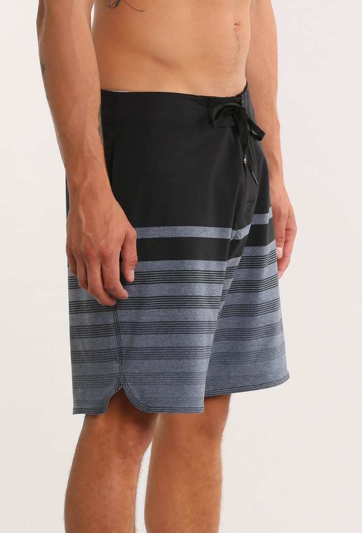 Nitro Marle Boardshort - Navy Blue | Rusty Apparel