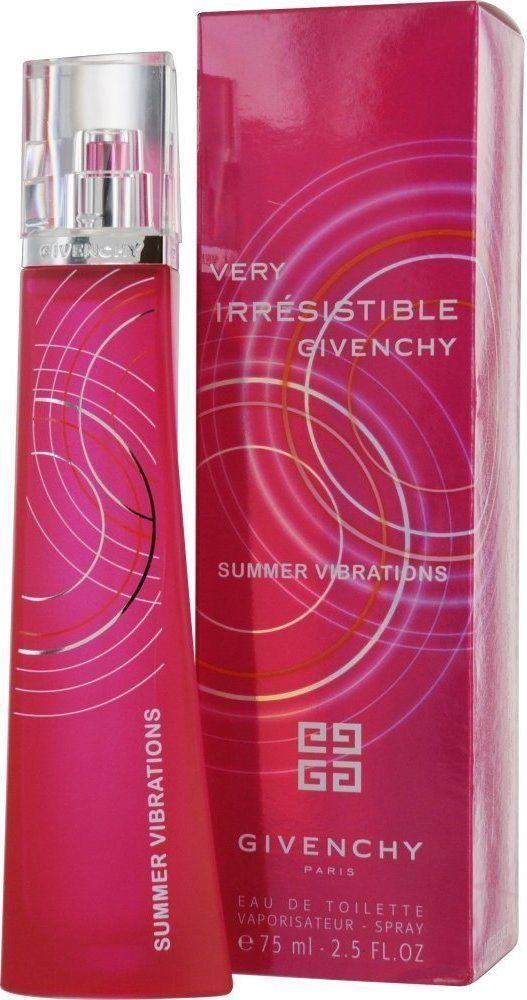 Very Irresistible Summer Vibrations Givenchy for women 2.5OZ 75 ML NIB Sealed NR #Givenchy