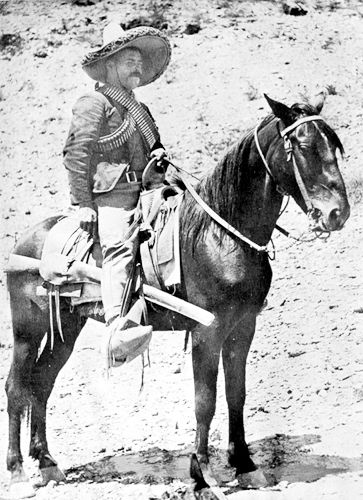 pancho villa - Though he was a killer, a bandit, and a revolutionary leader, many remember him as a folk hero.